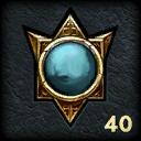 Mastery Level 40 Icon