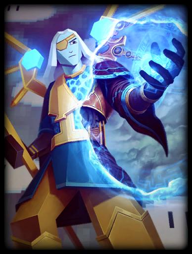 Super Chronos 64 Skin card