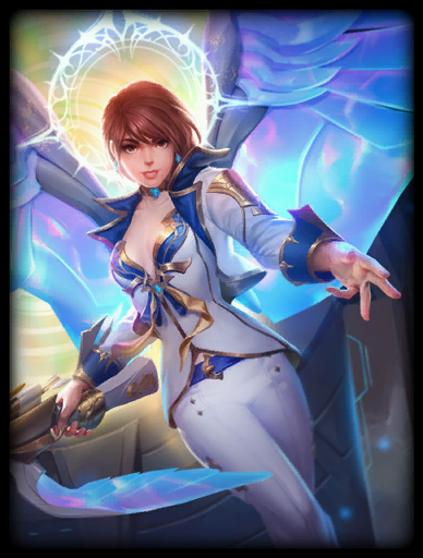 Divine Right Skin card