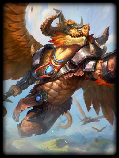 Dragonguard Skin card