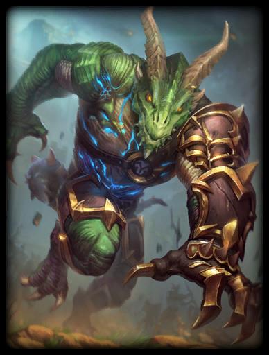 Brutal Dragon Skin card