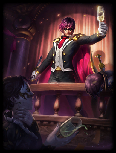 Dashing Deceiver Skin card