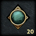Mastery Level 20 Icon
