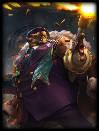 Crime Boss Skin card