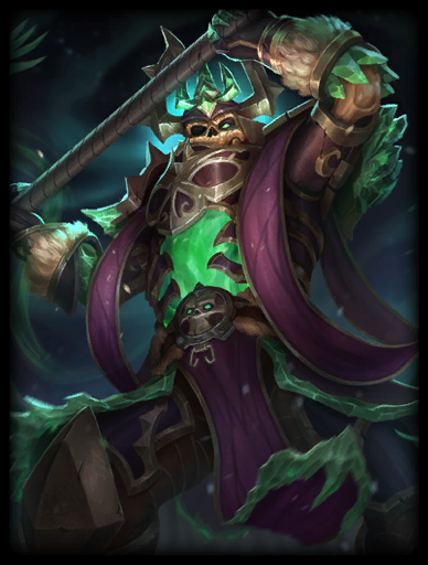 Chilling Death Skin card