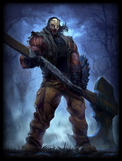 Slaughterhouse Skin card