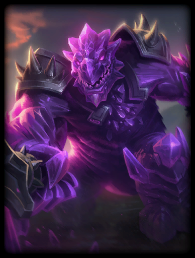 Crystal Colossus Skin card