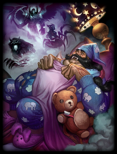 Pajama Party Skin card