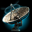 Satellite Ward Icon
