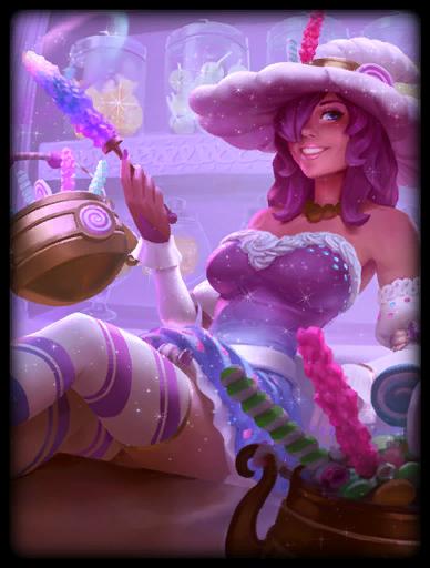 Sweet Justice Skin card