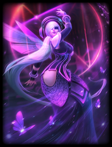Electric Dream Skin card