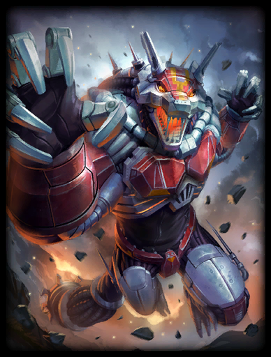 Metal Carnage Skin card