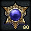Mastery Level 80 Icon