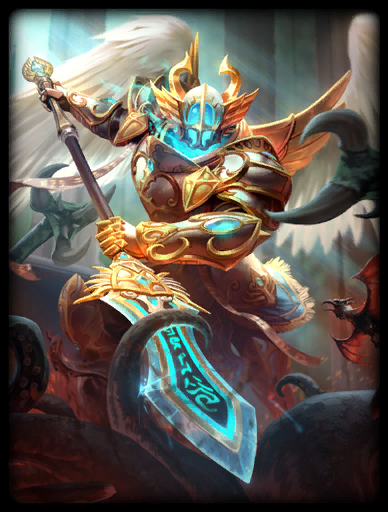 Celestial Guard Skin card