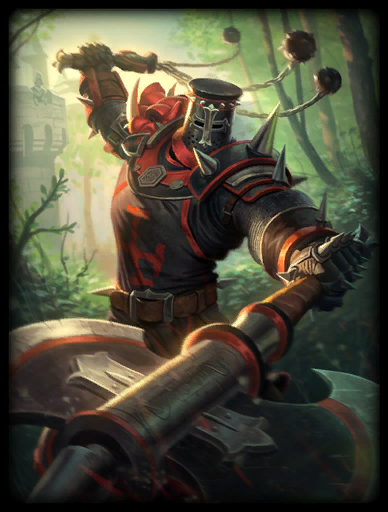 Black Knight Skin card