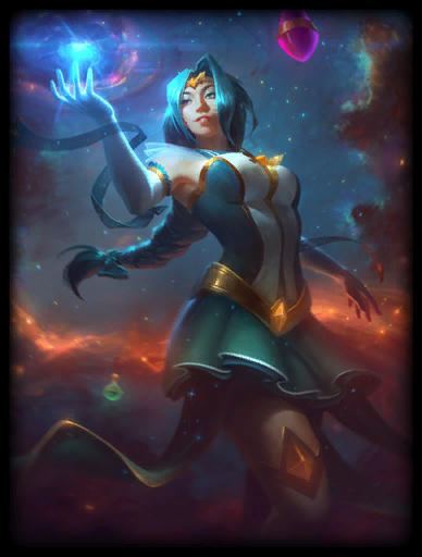 Mystic Enchantress Skin card