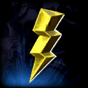 Lightning Bolt Ward Icon