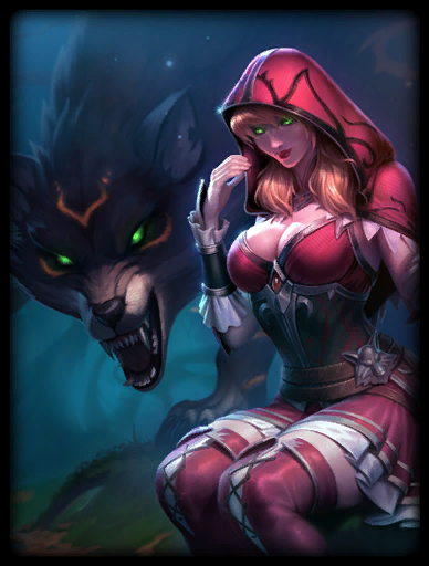 Fabled Skin card