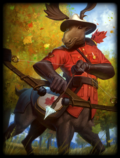 Constable Moosejaw Skin card