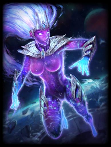 Cosmic Skin card