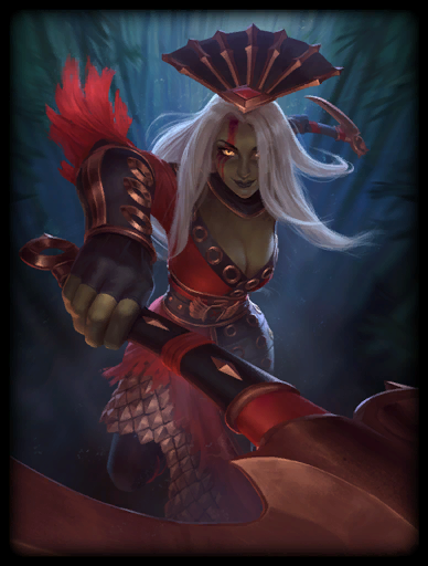 Bloodthirster Skin card