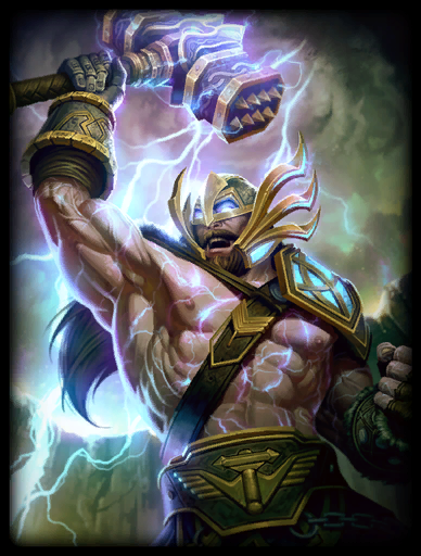 Wrath of Valhalla Skin card