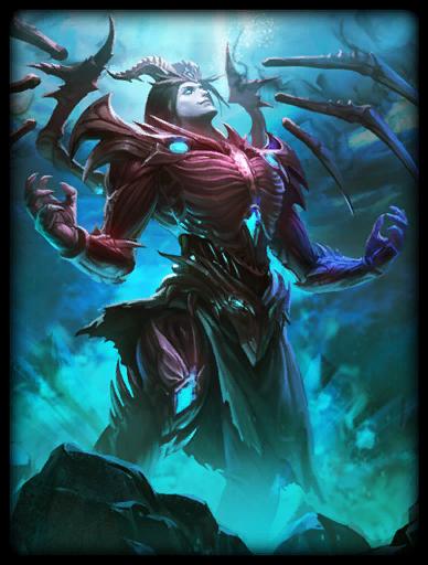 Fallen Lord Skin card