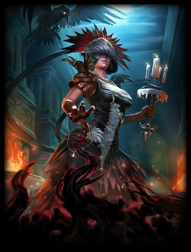 Crimson Eclipse Skin card
