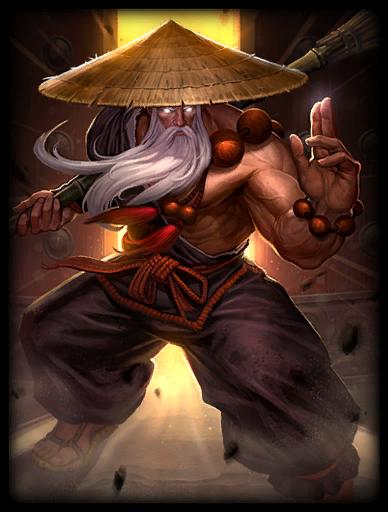 Master Guan Fu Skin card