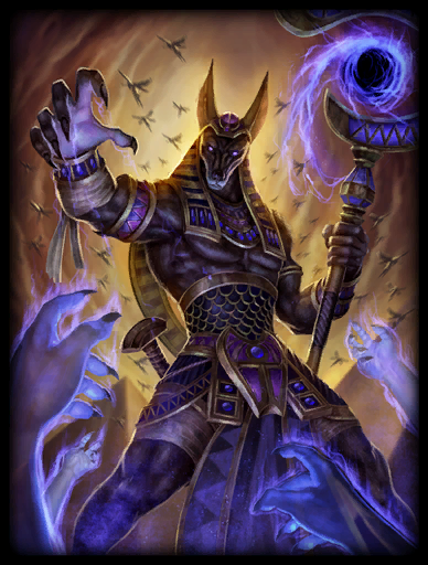Nightwalker Skin card
