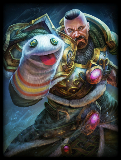 Sock PuppeTyr Skin card