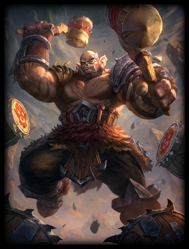 Warchief Skin card