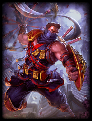 Shinobalanque Skin card