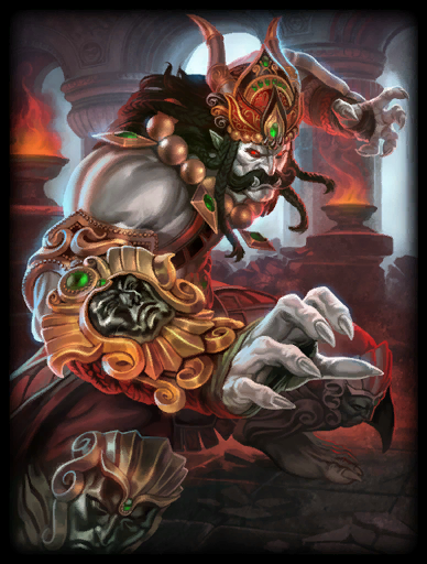 Tyrant Skin card