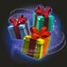 Presents! Fountain Skin