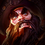 Dread Beard Poseidon
