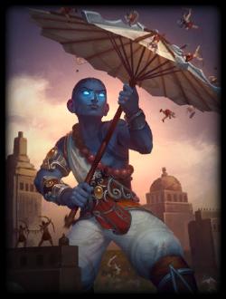 Divine Protector Vamana