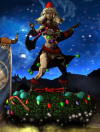 Original Jingle Hel Skin model