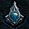 S1 Joust Silver I Icon