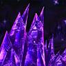 Crystalline skin