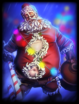 Father Chrishmash Skin card