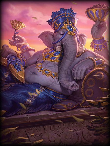 File:SkinArt Ganesha Golden.jpg