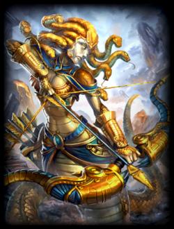 Golden/Legendary/Diamond Medusa