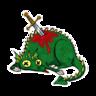 Cutesy Pendragon Death Mark