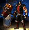 Original Heavy Metal Skin model