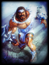 Original Lion of Olympus Skin card