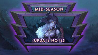 7.7 Bonus - Mid-Season Bonus Update