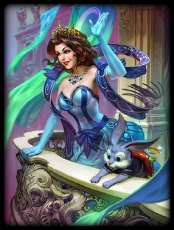 T ChangE Enchanted Card.png