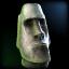 Moai Ward Skin