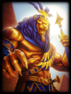 Original Golden Skin card